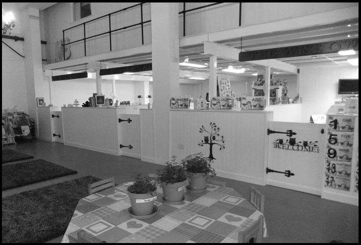Reception - Omnipresence Nursery Northampton