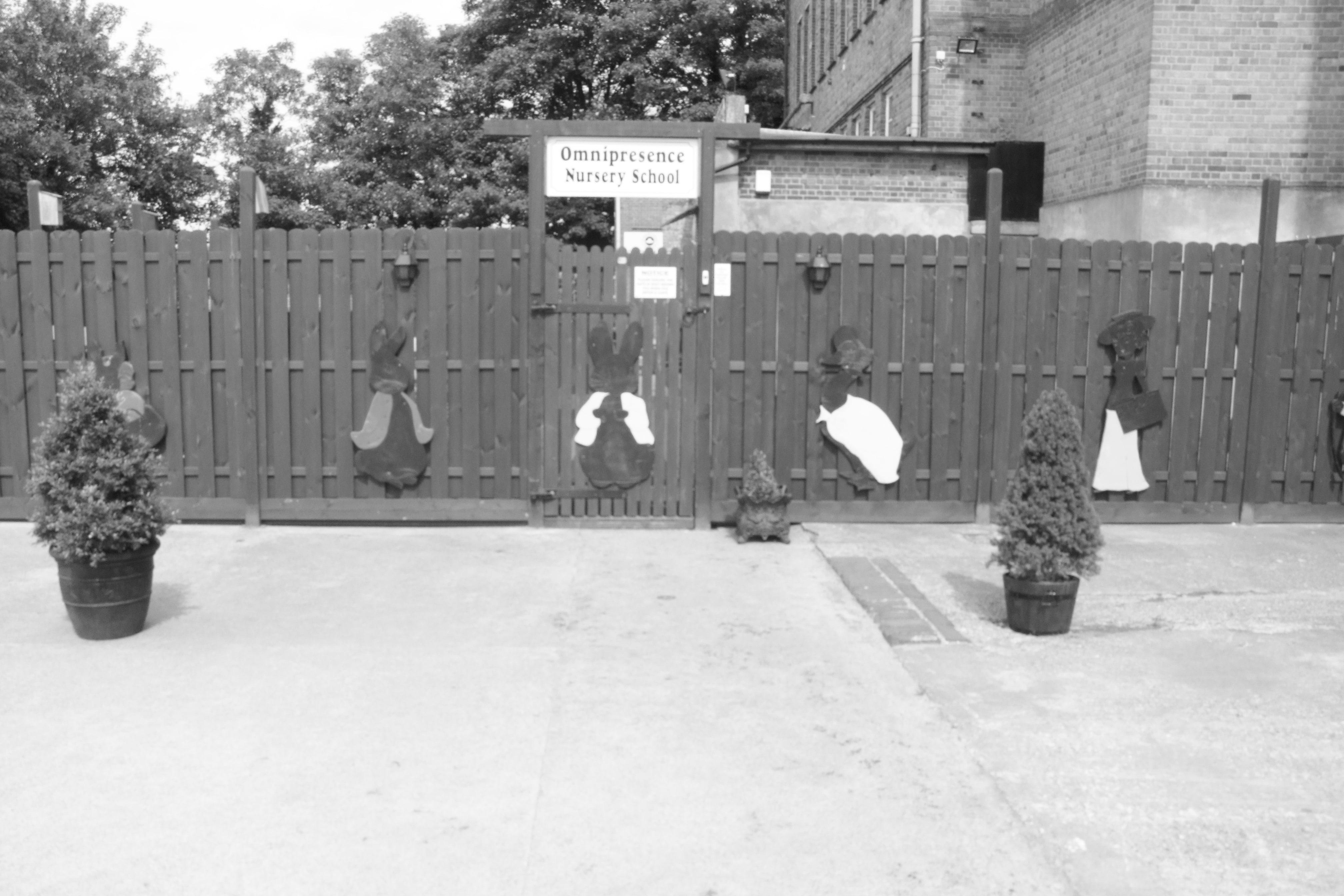 The Beginning - Omnipresence Nursery Northampton