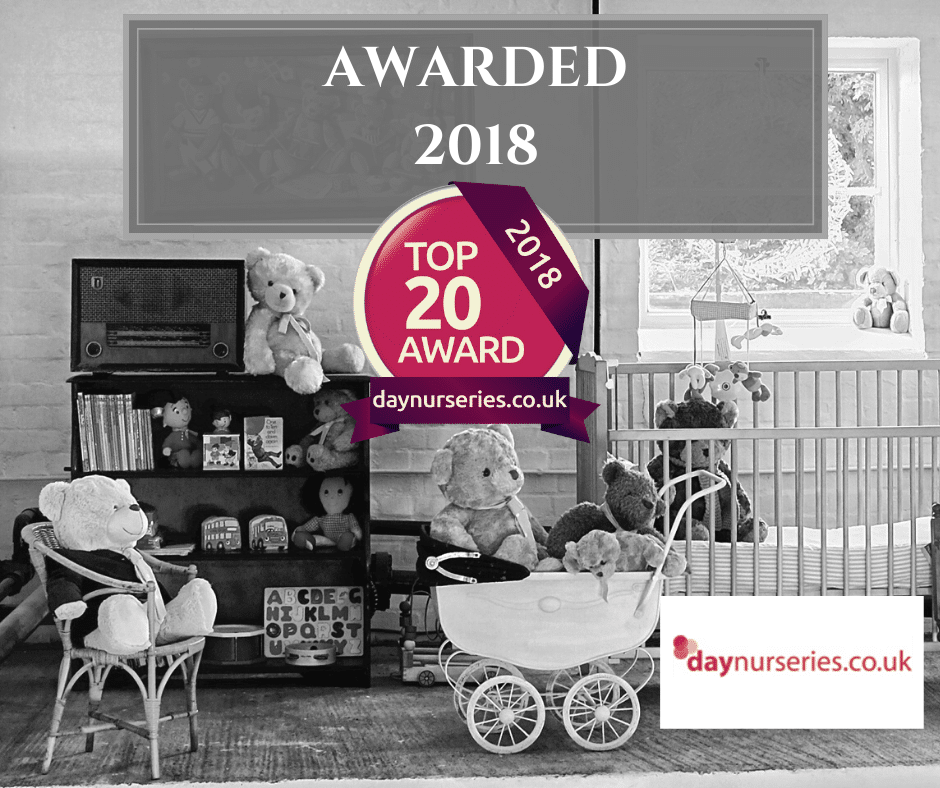 NURSERY AWARDS AND RECOGNITION 2018