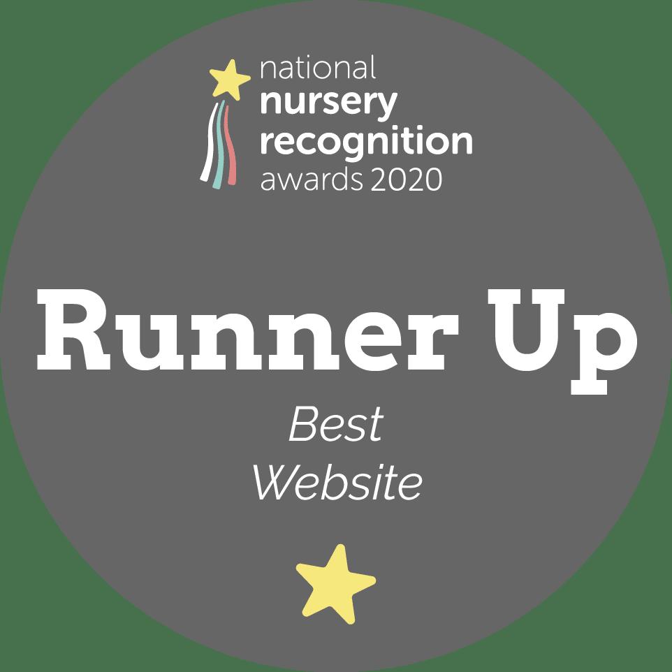 Northampton Nursery Recognition Award